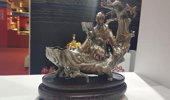 2020年北京文博会=文化艺术品展