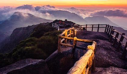 互动吧-2天游【周末*高铁游】广西华南之巅猫儿山徒步、观奇峰云海日出星空、纯玩