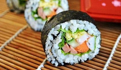 互动吧-瑞思英语亲子美食DIY课堂——美味寿司记