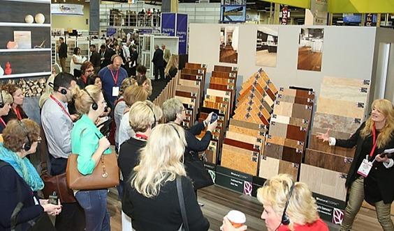 2020年美国国际地面石材瓷砖展览会 Coverings