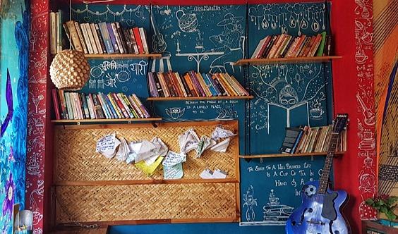 活动报名  「阅读沙龙」——推荐爱书,进行思想的碰撞