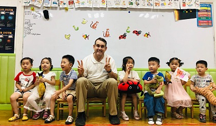 互动吧-弋果美语全外教试听体验课