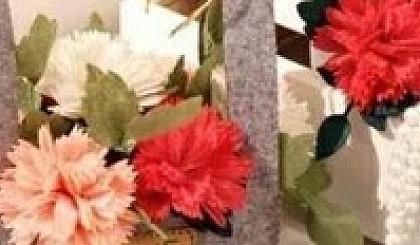 互动吧-花艺DIY——沉浸在花花世界!