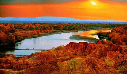 互动吧-【心途青岛】国庆火车.北疆.再遇新疆之北疆-喀纳斯-禾木-白哈巴