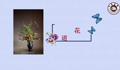 互动吧-百丞书院人文美学系列课程(二)——插花初级班