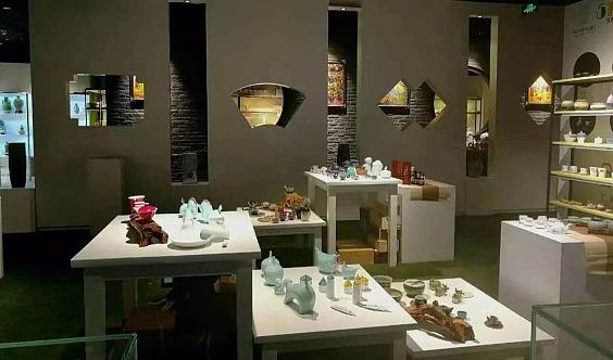 2020文博会陶瓷艺术展日用陶瓷礼品瓷定制原创瓷器展