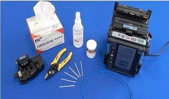 专业教学单模光纤熔接、多模光纤熔接,室内皮线光纤熔接 零基础包教会