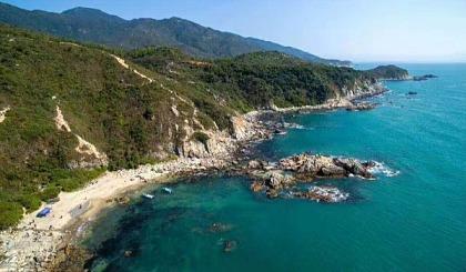 互动吧-【1日游】东西冲海岸线穿越、听海涛声、捡贝壳锻炼体质 1日游
