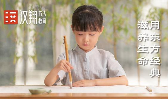 【汉翔书法教育】99元抢购书画精品课程4课时+价值398元青瓷套装