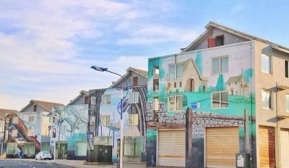 互动吧-去打卡亚洲**的墙体画世界(南京)