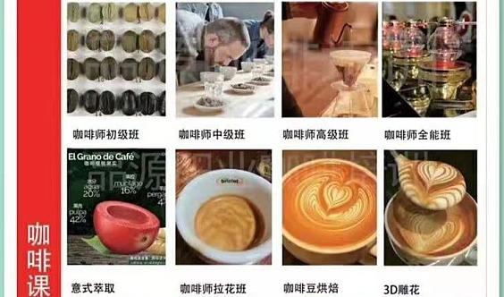 创业的摇篮,咖啡师的殿堂