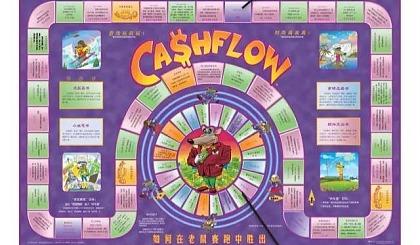 互动吧-海洋俱乐部之——现金流游戏