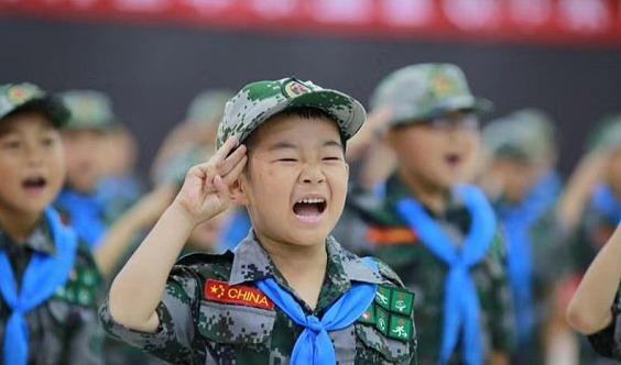 《睿智情商童军联盟》侦察兵任务——朔州分区