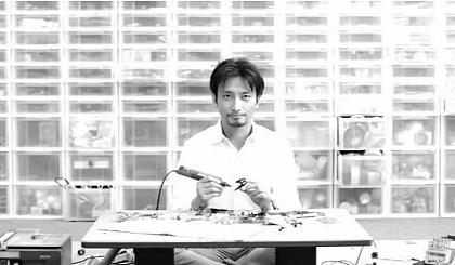 互动吧-日本Robi机器人之父高桥智隆先生空降IEIC!带你感受不可思议的智能生命!