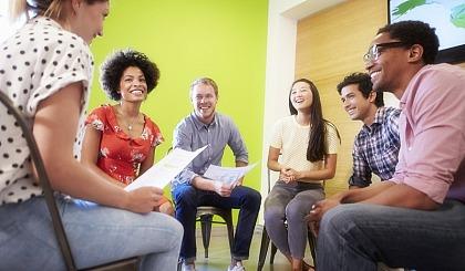 互动吧-滁州个人提升英语培训,英语日常口语突破班