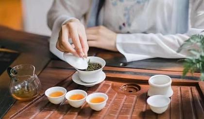 互动吧-茶艺体验及茶礼仪讲解