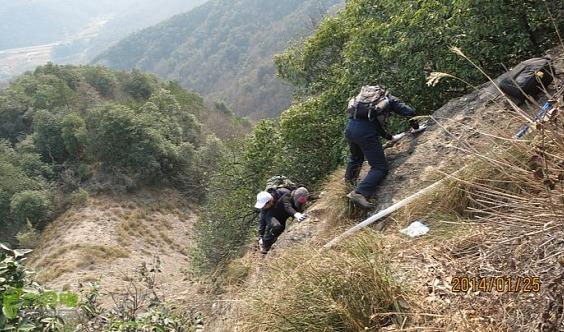 12月14日(周六)挑战攀登绍兴禹香野道