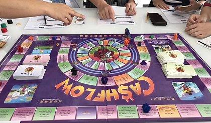 互动吧-财商训练(现金流)游戏-想知道富人的游戏规则么?