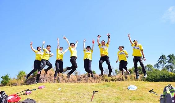 """12月15日""""广100""""系列赛—第五站·欧野奇境绿野丛林穿越大型徒步活动!"""