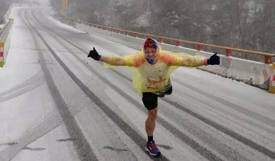 第64届秦岭山地马拉松开始报名,冬天来了,春天还会远吗?