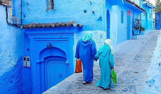 2020摩洛哥风情采风