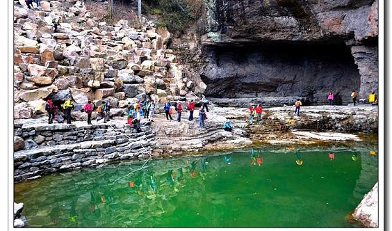 520户外12月13~15仙居:体验小技术线,揽船岩~神驴产门~滂沱瀑布环线,绝壁舞蹈飞拉达