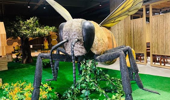 超低价!周末亲子活动!走进奇妙的蜜蜂王国,探索万古不衰之谜!