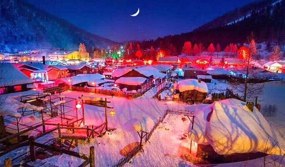 2020【雪乡●雪谷】雾凇岛.林海雪原穿越【童话世界●冰雪王国】