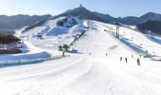 周末1日@南山滑雪|26条初中高级雪道-北京超大型雪场,完美体验高档滑雪