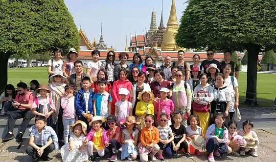 [研学招募] 2020华韵之星中泰国际青少年艺术节暨中国小艺术家泰国研学之旅