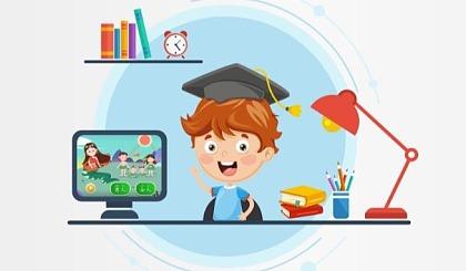 互动吧-明兮大语文直播试听课 | 5-9岁小班 | 6人小班互动 | 原创动画课件 | 李开复创新工场投资