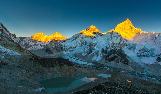 [探访世界之巅] 尼泊尔 珠穆朗玛峰 洛子峰 马卡鲁峰 珠峰大本营EBC-世界顶级徒步圆梦之旅