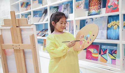 互动吧-少儿创意油画 开启宝贝的艺术人生