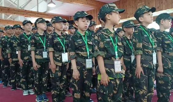 2020上海暑期最火爆的军事夏令营免费预约中
