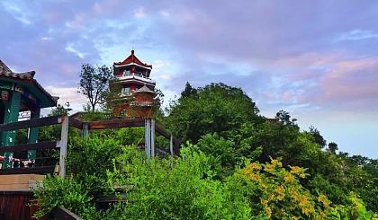 互动吧-【避暑】百望山:探寻最近的森林公园,避暑赏景好去处(北京)