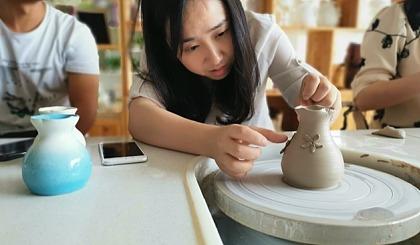 互动吧-雅集手工陶艺「DIY手艺」,领悟匠心手作的神韵!