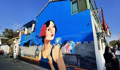 互动吧-每周6,打卡网红拍照圣地:涂鸦巷,漫步苏州文化新地标(苏州单身活动)