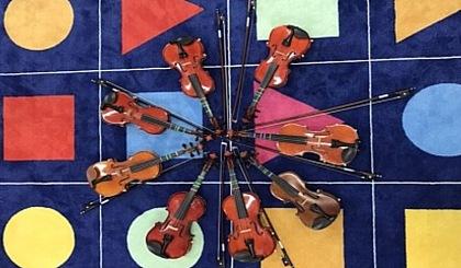 互动吧-小提琴小组课Violin  Group Lesson让你学琴不再难,简单易懂,快速上手!
