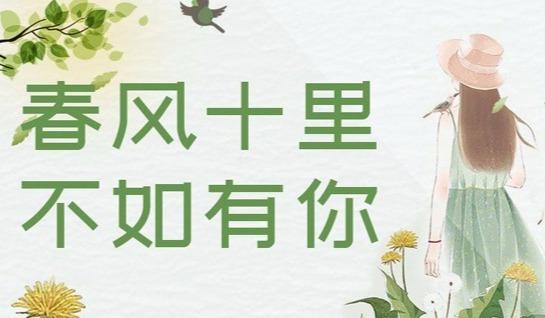 3月7日【职场精英白领】深圳高素质单身交友活动,春风十里,不如有你