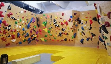 互动吧-岩壁上的芭蕾,室内攀岩体验活动(北京活动)