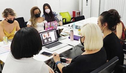 互动吧-巴黎服装设计0基础入门学手绘时装设计面辅料版型在线教学