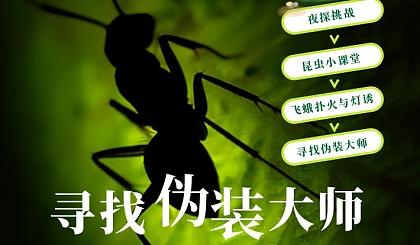 互动吧-寻找伪装大师—察言观色昆虫小侦探
